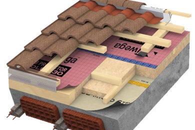 Sistemi isolanti e impermeabilizzanti per tetti